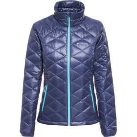 Columbia Trask Mountain Jacket 650 TurboDown Damen nocturnal/atoll